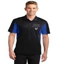 Sand Lake Men's Color Block Dri-Fit Polo
