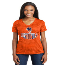 Dust Devils Ladies Camo-Hex Dri-Fit Tee