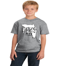 Fla Virtual  Youth Flex T-Shirt