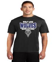 Wolf Lake Dri-Fit T-Shirt