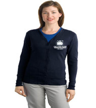 College Park Ladies Cardigan