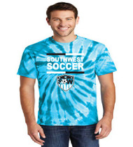 Southwest Middle Soccer Tie-Dye T-Shirt