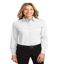 Premier Water Ladies Long Sleeve Button-up