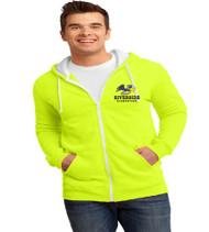 Riverside Men's Zip-Up Hooded Sweatshirt