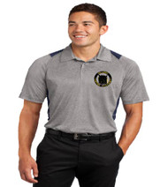 OGA Men's Color Block Dri-Fit Polo