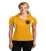OGA Ladies Color Block Polo