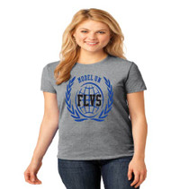 Fla Virtual Ladies Model UN T-Shirt