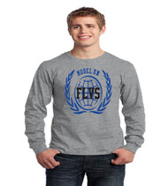 Fla Virtual Longsleeve Model UN T-Shirt