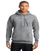 Fla Virtual Clubs Hooded Sweatshirt