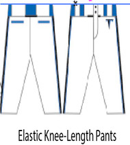 Titans Baseball Knee-Length Pants  (Close-out)