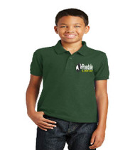 Pinedale Elementary Uniform Polo - Green