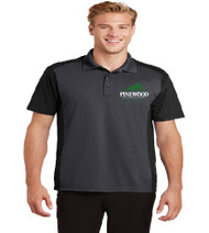 Pinewood Men's Color Block Dri-Fit Polo