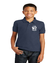 Brentwood Elementary Uniform Polo - Navy