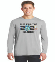 Fla Virtual Seniors Men's Soft Touch Long Sleeve T-Shirt