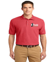 Pinedale Men's Basic Polo