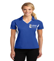 Cheney Ladies Color Block Polo