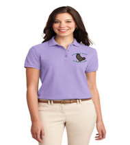 Eagle's Nest ladies basic polo