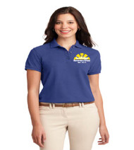 Sunridge Elementary ladies polo w/ embroidery
