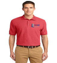 Cheney Men's Basic Polo