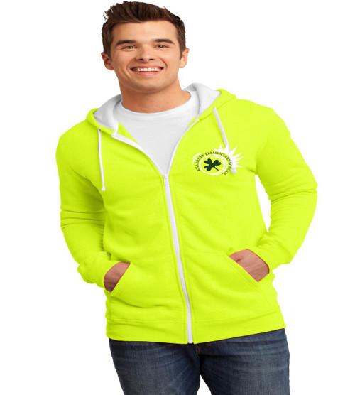 Killarney men's zip-up hooded sweatshirt