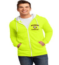 Rosemont men's zip-up hoodie
