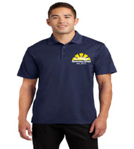 Sunridge men's dri fit polo