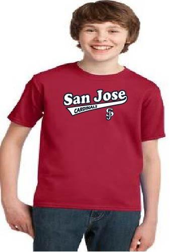 San Jose Cardinals youth tshirt