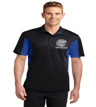 Orlo Vista men's color block dri fit polo