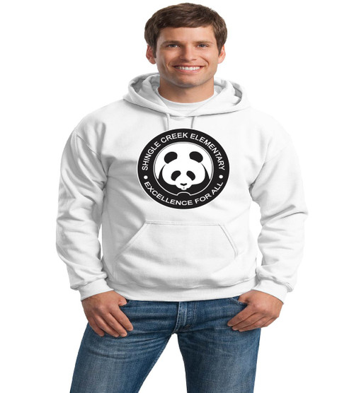 Shingle Creek adult hooded pullover sweatshirt