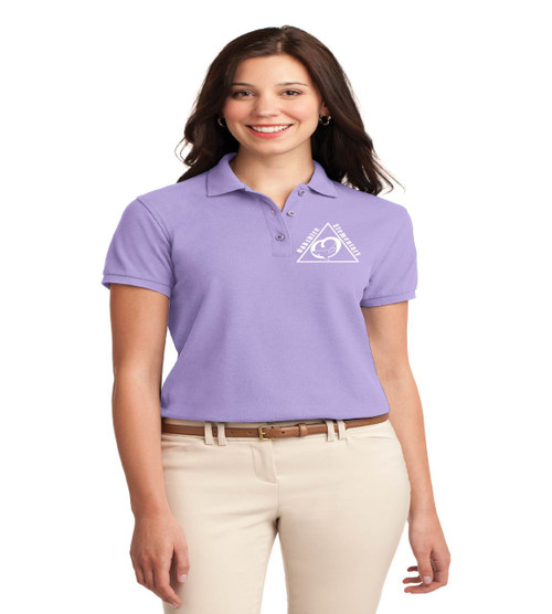 Oakshire ladies basic polo