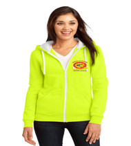 South Creek ladies zip up hoodie