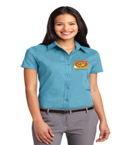 South Creek ladies short sleeve button up