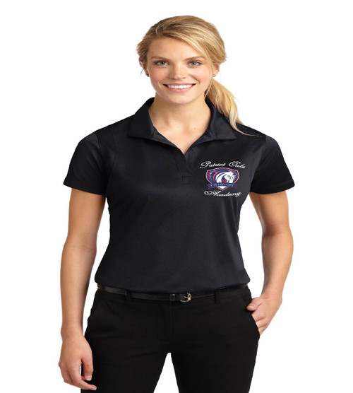 Patriot Oaks ladies dri fit polo
