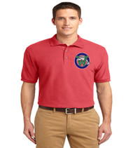 Waterbridge men's basic polo