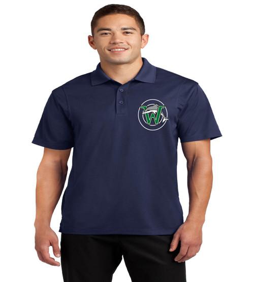 Waterbridge men's dri fit polo