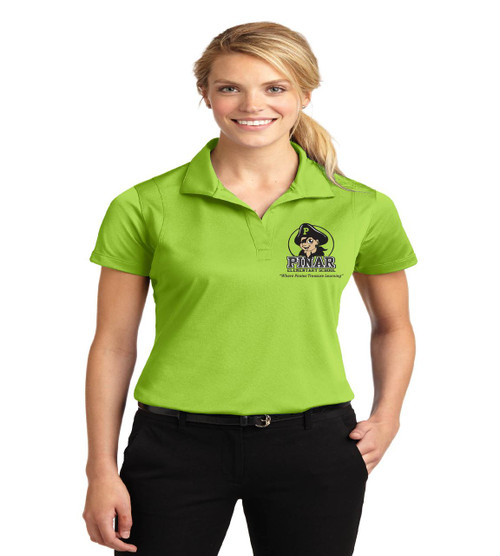 Pinar ladies dri-fit polo