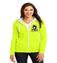Pinar ladies zip up hoodie