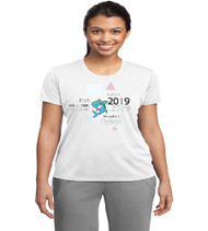 Fla Virtual Seniors Ladies Dri-Fit