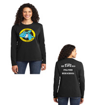 Fla Virtual School ladies long sleeve