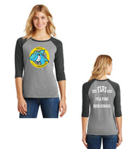 Fla Virtual ladies raglan