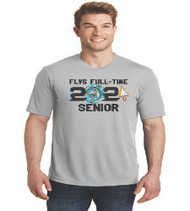 Fla Virtual Seniors Men's Soft Touch T-Shirt