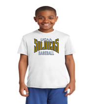 UCAA baseball youth dri fit tee