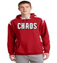 Chaos Baseball Color Block Hoodie