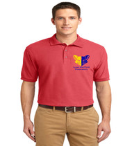 Sheffield mens basic polo
