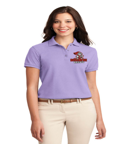 Biscayne ladies basic polo