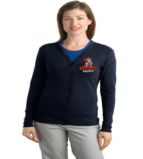 Biscayne ladies cardigan