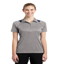 Durbin Creek Ladies Color Block Polo