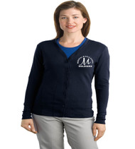 mem orl ladies cardigan