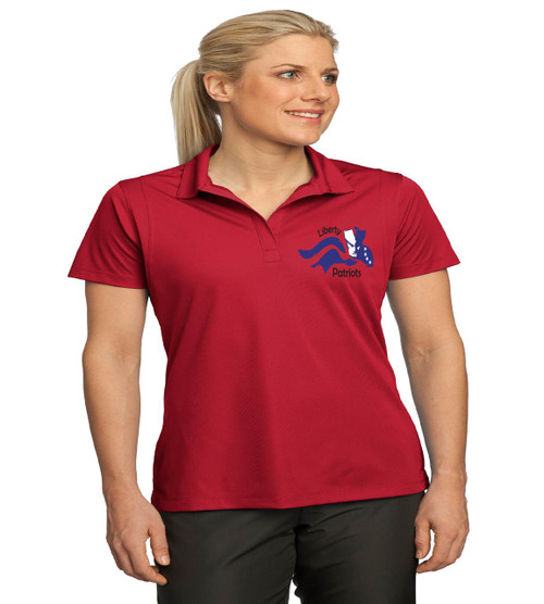 liberty ladies dri fit