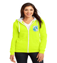 Southwest Ladies Zip-Up Hooded Sweatshirt
